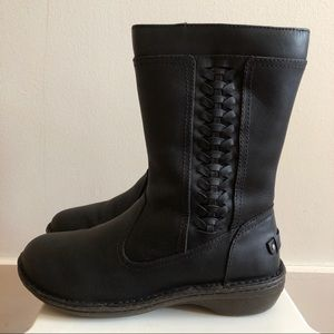 UGG W's chic Leather boots